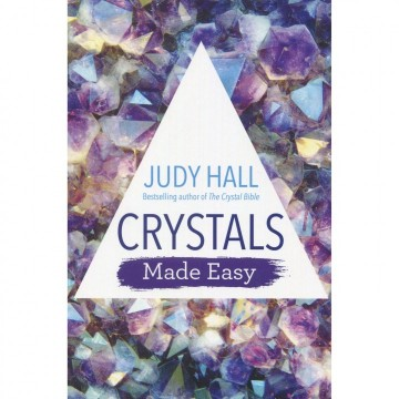 Crystals (Made Easy) bok av Judy Hall