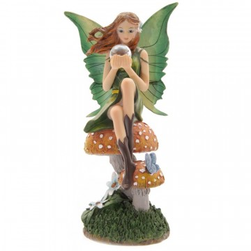 Emerald Prophecy Fairy av Lisa Parker 24 cm