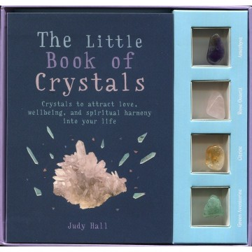 The Little Book of Crystals kit av Judy Hall