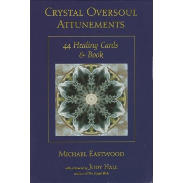 Crystal Oversoul Attunements Oracle kort av Michael Eastwood