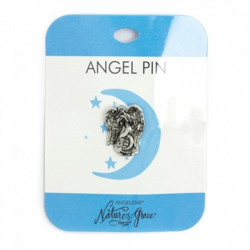 Pins AngelStar Nature's Grace Angel - Serenity