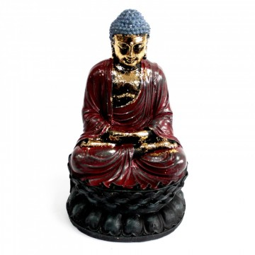 Antique Buddha - klassisk statue 18 cm