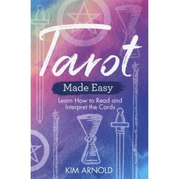 Tarot (Made Easy) bok av Kim Arnold