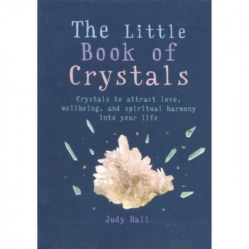 The Little Book of Crystals av Judy Hall