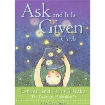 Ask and it is given av Esther & Jerry Hicks