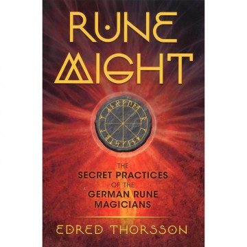 Rune Might bok av Edred Thorsson