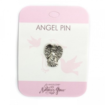 Pins AngelStar Nature's Grace Angel - Peace