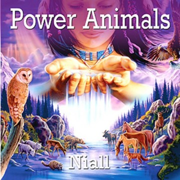 Power Animals  av Niall