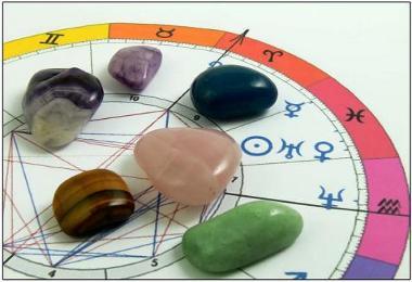 Krystaller og stjernetegn