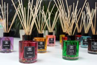 Reed diffuser (Aromapinner)